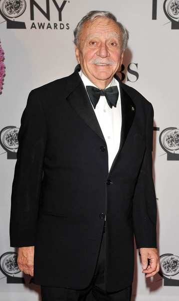 Tony Awards 2012 | Red carpet: Broadway producer Emanuel Manny Azenberg.