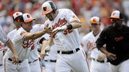 Matt Wieters delivers another walk-off win for Orioles