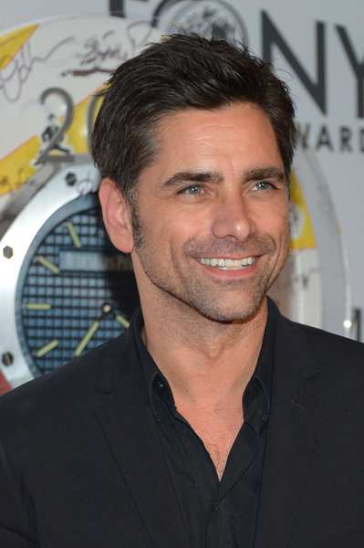 Tony Awards 2012 | Red carpet: Actor John Stamos.