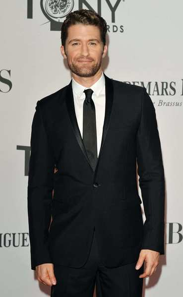 Tony Awards 2012 | Red carpet: Glee star Matthew Morrison.