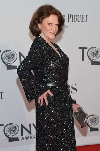 Tony Awards 2012 | Red carpet: The Lyons star Linda Lavin is nominated for actress in a leading role in a play.