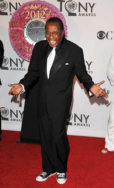 Tony Awards 2012 | Red carpet: Actor Ben Vereen.