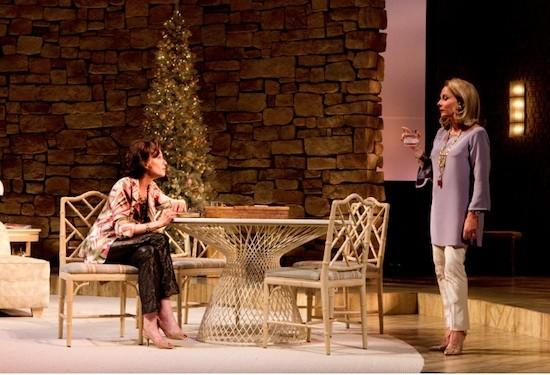 "Judith Light, left, and Stockard Channing in ""Other Desert Cities."""