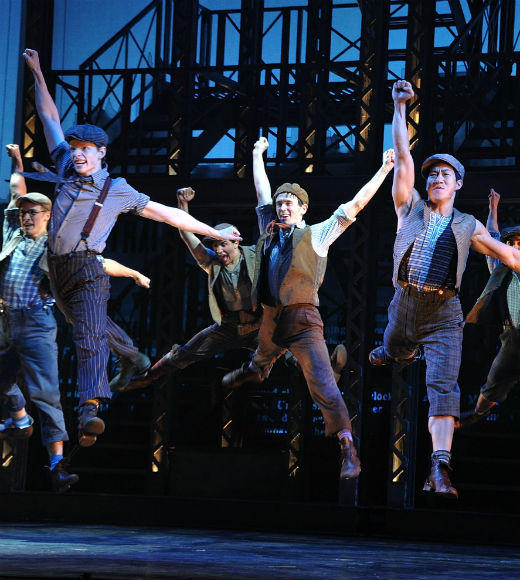 "Rob Ashford, ""Evita"" <br> <b>Christopher Gattelli, ""Newsies"" (winner) </b> <br> Steven Hoggett, ""Once""<br> Kathleen Marshall, ""Nice Work If You Can Get It"""
