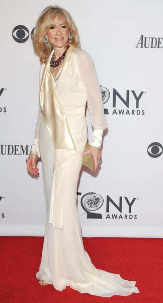 Tony Awards 2012 | Red carpet: Other Desert Cities star Judith Light later won for actress in a featured role in a play.