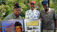 Seventy years later, pioneering black Marines honored