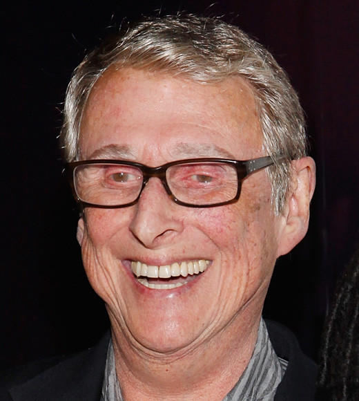 "Mike Nichols won a record sixth Tony for Best Direction of a Play for ""Death of a Salesman."" Oh yeah, and he's also won Emmy, Grammy and Oscar awards. No biggie. <br><br> <i>-- <a href=""http://twitter.com/HarperJen"">Jen Harper</a>, <a href=""http://www.zap2it.com"">Zap2it</a></i>"
