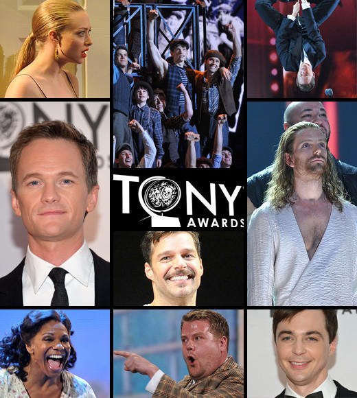 Tony Awards 2012: The Best and Worst moments: Can Neil Patrick Harris just host everything? The Tony Awards has become the most consistently awesome show of all -- thanks, in large part, to NPH. Weve also grown to appreciate the lack of lip-syncing, the well-timed jokes, and the thrill of seeing a Hollywood star mixed in with those Broadway-famous faces.  This years show didnt disappont. Here, the Zap2it team has assembled the most memorable moments from a fantastic night of entertainment.   -- Carina Adly MacKenzie, Zap2it