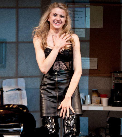 "<b>Nina Arianda, ""Venus in Fur"" (winner) </b> <br> Tracie Bennett, ""End of the Rainbow"" <br> Stockard Channing, ""Other Desert Cities"" <br> Linda Lavin, ""The Lyons"" <br> Cynthia Nixon, ""Wit"""