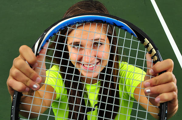 Clear Spring's Miranda Kearney is The Herald-Mail's Washington County Girls Tennis Player of the Year for 2012.
