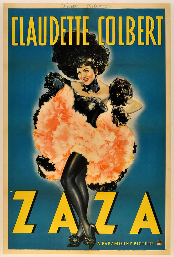 Classic Hollywood posters from the golden age of movie musicals -