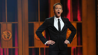 Tonys review: Why can't   Neil Patrick Harris host everything?