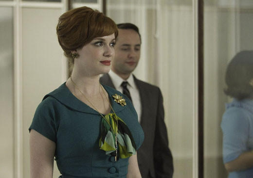 Mad Men Season 6 character wish list: Where we left her: Ruling the roost at Sterling Cooper Draper Pryce.   Where we hope to find her: With her name on the door in place of Lanes. Sterling Cooper Draper Harris has a nice ring to it. It would definitely annoy Harry Crane and thats a good thing.