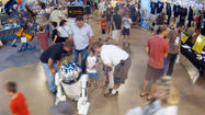 Maker Faire, a playground for hackers