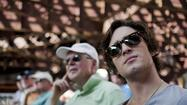 "Most people taking a 90-minute boat tour on a 90-degree afternoon in late May would wear shorts rather than pants for the excursion. Not Diego Boneta. The star of the upcoming ""Rock of Ages"" film wore jeans as he sat front row on the top deck of the boat, directly in front of the tour guide and directly under the sun."