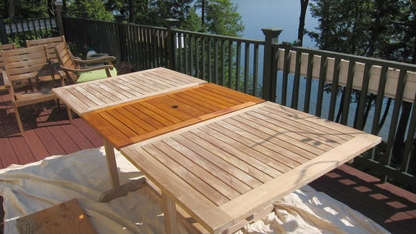 Caring for outdoor wood furniture - Chicago Tribune