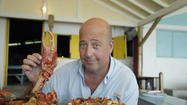 "Chef Andrew Zimmern has been to the far corners of the globe. He's known for eating everything from weird animal parts to the oddest regional dishes. And yet, what he couldn't stomach, apparently, was a stay at th<span class=""st""><em><strong></strong></em>e Hyatt Regency Chesapeake Bay.</span>"