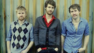 Jukebox the Ghost have been regulars up at The Space in Hamden over the course past year, but now they're branching out to Danbury. Things have been looking up for the Philly-D.C.-based band since recording at Bridgeport's Tarquin Studios in 2009. They toured with Adam Green of the Moldy Peaches, Free Energy, Jack's Mannequin, Barenaked Ladies and Ben Folds. They've appeared on Letterman. Their new album, <em>Safe Travels,</em> just came out last Tuesday, June 12. We predict big things in their future.