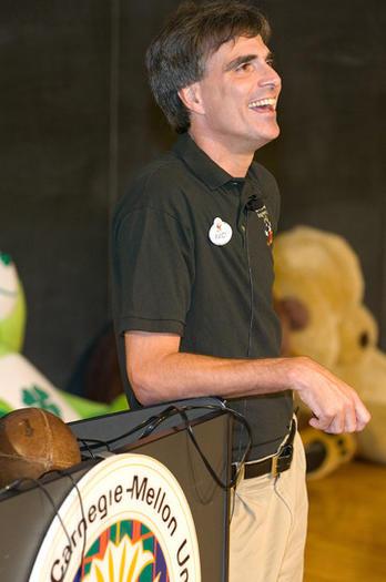 Professor Randy Pausch