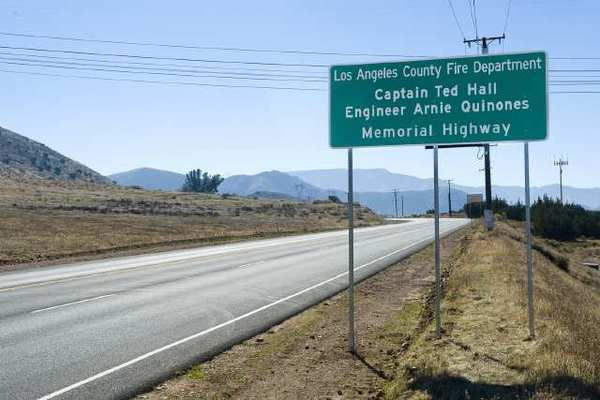 Angeles Forest Highway was closed for construction last week and on Monday, but is scheduled to open at 5 p.m. Monday, June 11.