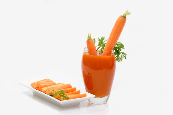 Grow your own carrots and then juice them or snack on them whole.