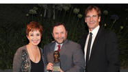 Theater lovers in Los Angeles watched the Tonys together Sunday night at the Tony Awards Viewing Party, a benefit for the Actors Fund, at the Skirball Cultural Center.