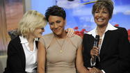 Good Morning America host Robin Roberts told viewers in an emotional announcement this morning that she has the rare disorder myelodysplastic syndromes.