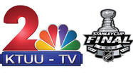 On Monday evening, KTUU Channel 2 news shows at 5 and 6 p.m. will be preempted by Game 6 of the NHL Stanley Cup.