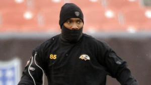 Derrick Mason talks about the Ravens offense
