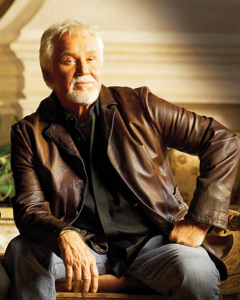 Kenny Rogers will perform at 8 p.m. Friday, June 15, at H. Ric Luhrs Performing Arts Center at Shippensburg University, 1871 Old Main Drive, Shippensburg, Pa.