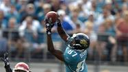 The Detroit Lions have come to terms with former Jacksonville Jaguars wide receiver Jarett Dillard on a one-year deal.