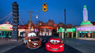 Review: Disney's Cars Land feels like walking into a movie
