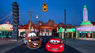 Review: Disney's Cars Land feels l