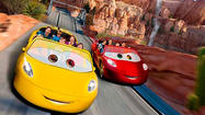 Review: Radiator Springs Racers redefines the Disney E-ticket