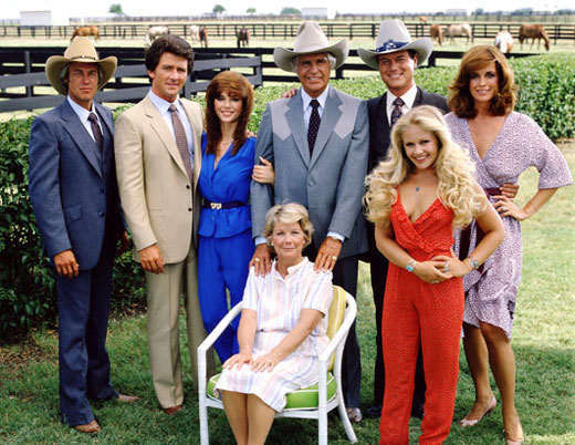 "The quintessential Texas show, ""Dallas"" was king of the primetime soaps for 14 seasons. Like the wealthy Thatcher family of ""Lone Star,"" the Ewings of ""Dallas"" were awash in the oil and cattle-ranching industries, making Texas as much of a character as any of the actors."