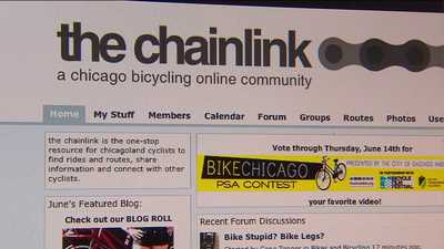 Chicago Cyclists' Cyber Common Ground