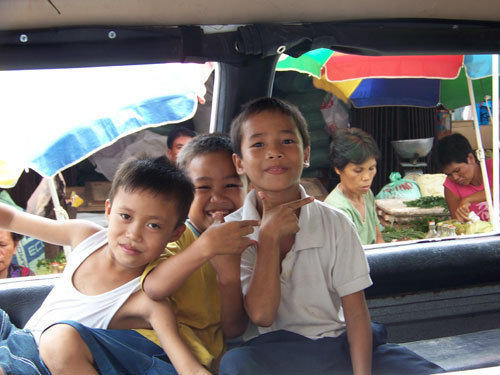 Data from a longitudinal study of children in the Philippines suggest that having an older grandfather might confer life-extending benefits.