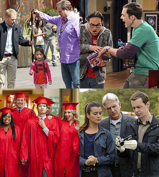 'Modern Family' to 'Fringe': The most DVR'd shows of 2011-12: The final DVR ratings for the 2011-12 season are in, and what follows are the Top 15 shows in Live +7 gains for the season, both in total numbers and percentage gain.  DVR ratings account only for original episodes in a shows regular time period. Figures courtesy of Nielsen.