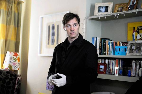 "David Morrissey stars in ""Thorne."""