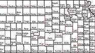 New Kansas District Maps