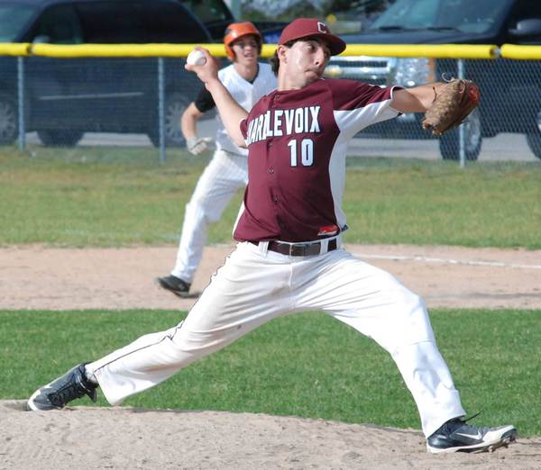 Charlevoix senior Coby Herriman will partake Wednesday in the annual Near-Far All-Star Baseball Game in Traverse City.
