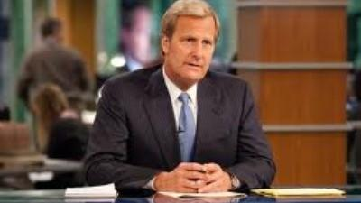 Jeff Daniels as Will McAvoy in 'The Newsroom'