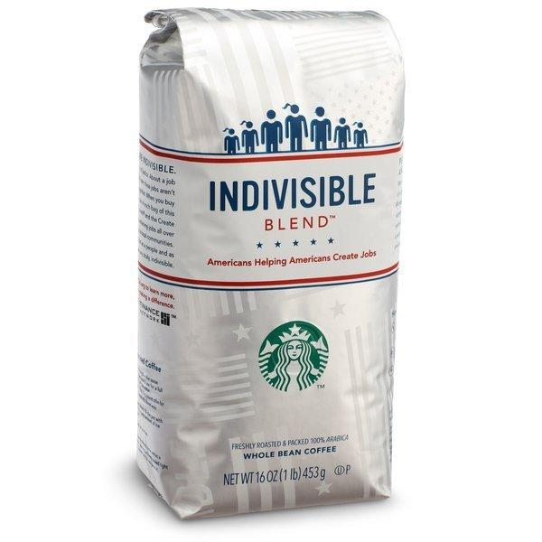 Starbucks introduces new merchandise to support jobs effort