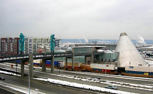 <b>Museum of Glass, Tacoma, Wash</b>