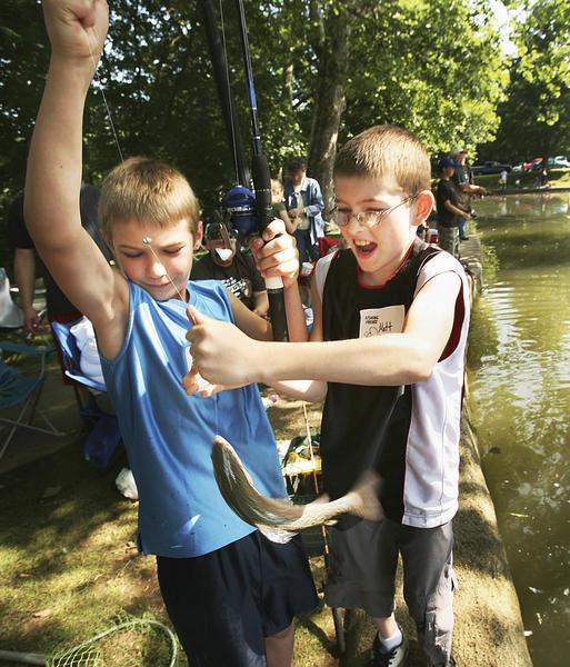 MIHI Fishin Frenzy will be Saturday, June 16, at Pangborn Park, 530 Pangborn Blvd., Hagerstown.