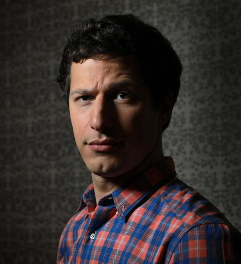 Andy Samberg at the Peninsula Hotel