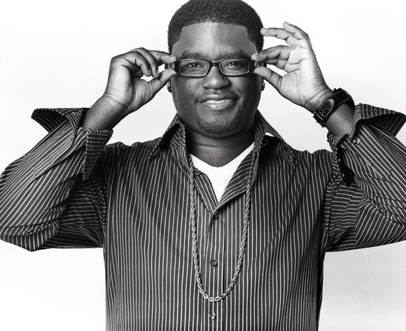 Lil Rel performs at the TBS LOL Lounge at Comedy Bar this week, as part of the TBS Just for Laughs Chicago Festival.