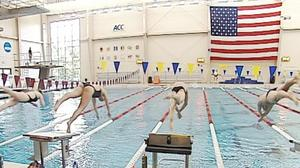 Virginia Tech athletes prepare for U.S. Olympic Trials