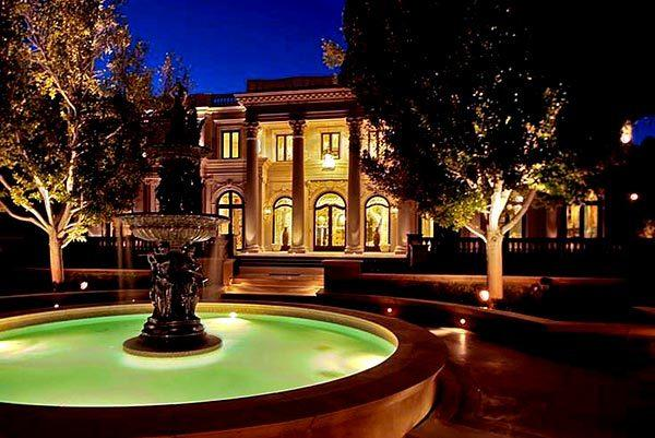 The real estate investment firm co-founder sold his house in Beverly Hills for $34.5 million.