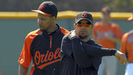 <strong>Robert Andino</strong>, who has played second base in 56 of the Orioles' first 60 games, was out of the lineup Tuesday, as <strong>Brian Roberts</strong> returned from the 60-day disabled list. And Andino said he's OK if he's no longer the starter there.